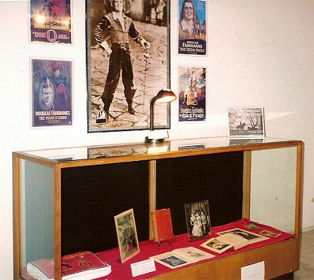 Museum Exhibit Case