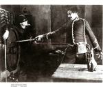 "Film still from ""The Mark of Zorro"" (1920)"