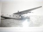 Fairbanks and other U.S. citizens evacuating Ireland on Yankee Clipper at outbreak of WWII, Sept. 1939
